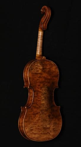 Roger Hansell Original 'Birdseye Maple' (2014) based on Stradivari (1718)