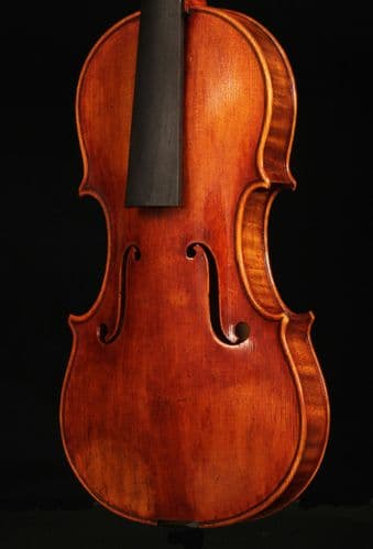Roger Hansell violin modelled on Joseph Filius Andrea Guarneri (2018)