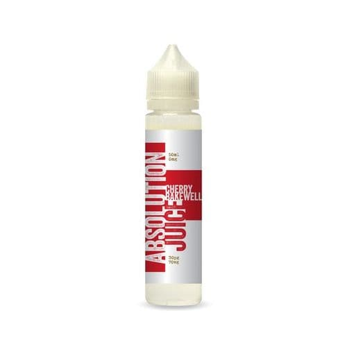 Absolution Juice Cherry Bakewell 50ml