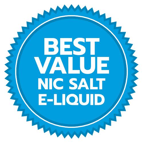 Best Value Nic Salt E-Liquid