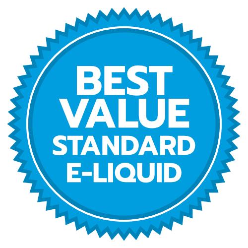 Best Value Standard E-Liquid