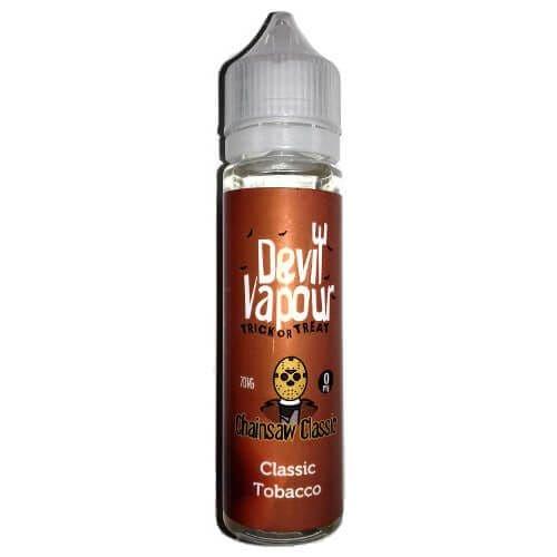 Devil Vapour - Classic Tobacco 50ml