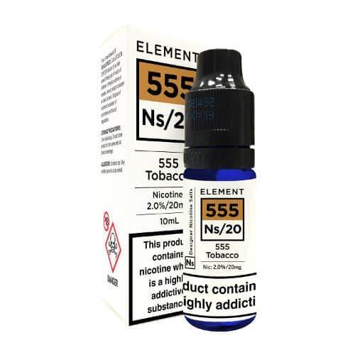 Element Ns 555 Tobacco 10ml