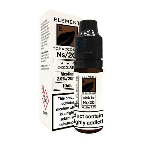 Element Ns Chocolate Tobacco 10ml