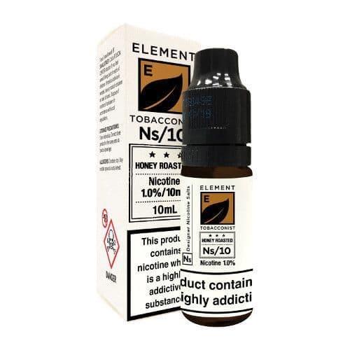 Element Ns Honey Roasted Tobacco 10ml