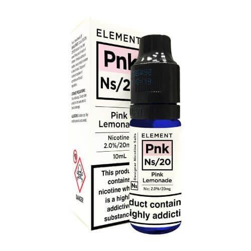 Element Ns Pnk Pink Lemonade 10ml