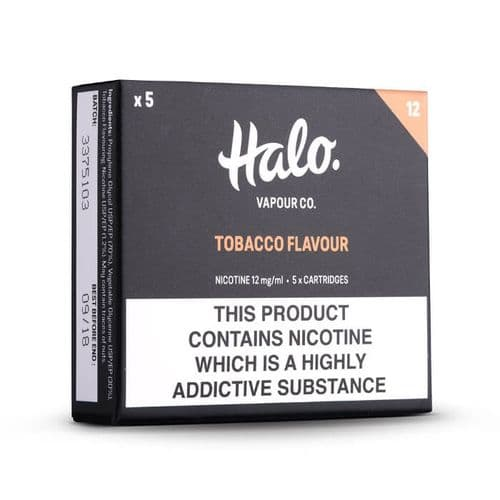 Halo - Tobacco 5 Pack