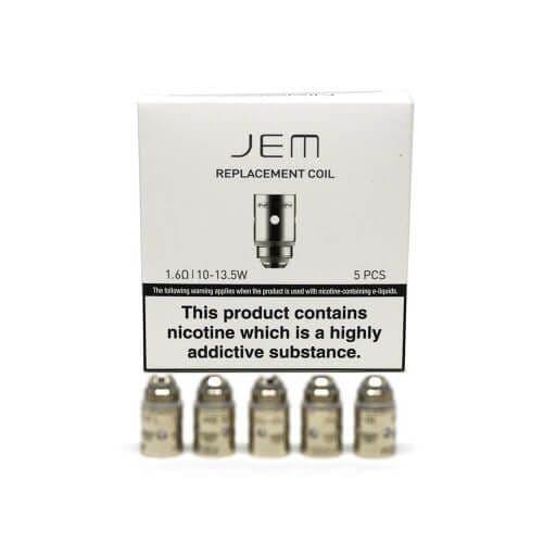Innokin - Jem 1.6Ω Coils 5 Pack