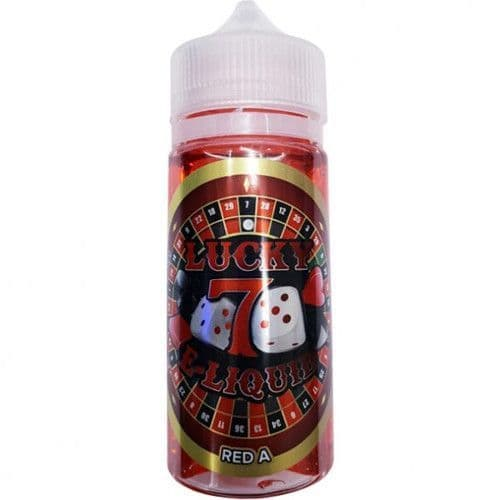 Lucky 7 - Red A 80ml