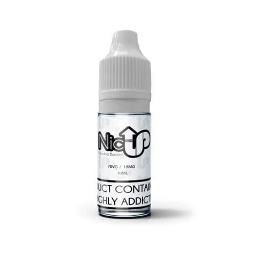 NicUp - Nicotine Shot 70VG/30PG 18mg