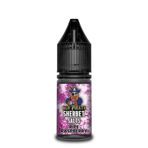 Old Pirate Salts - Sherbet Ripe Raspberry 10ml