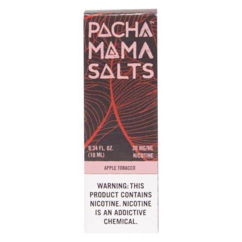 Pacha Mama Salts - Apple Tobacco 10ml