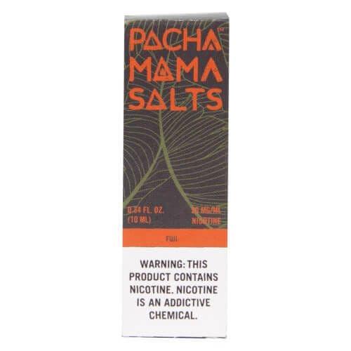 Pacha Mama Salts - Fuji 10ml