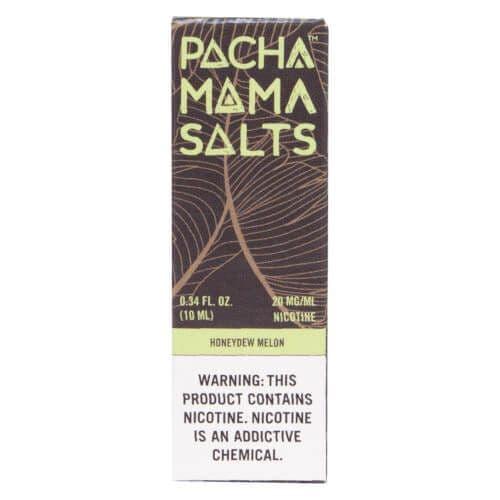 Pacha Mama Salts - Honeydew Melon 10ml
