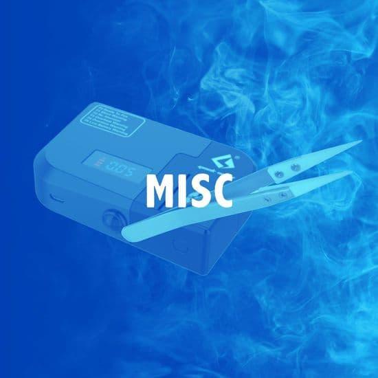 Safety, Storage & Misc