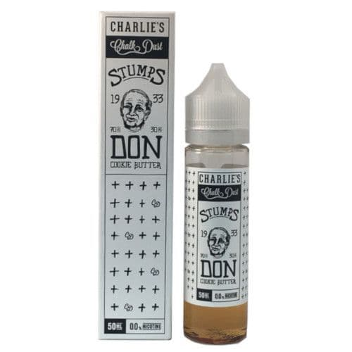Stumps Don Cookie Butter 50ml