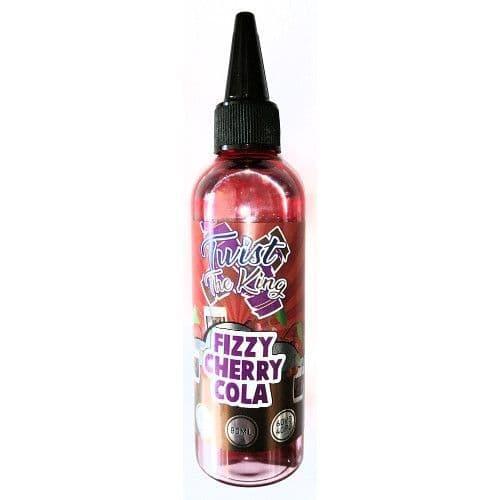 Twist The King - Fizzy Cherry Cola 80ml
