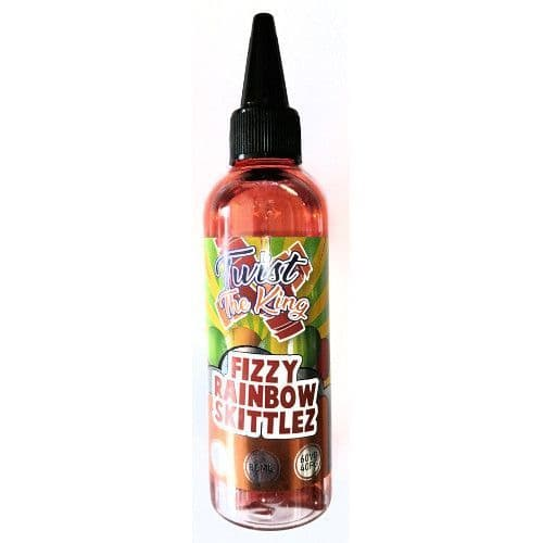 Twist The King - Fizzy Rainbow Skittlez 80ml