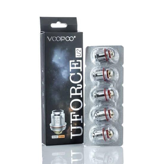 Voopoo  UForce 1 & 2 - Drag 1 & 2, Caliber