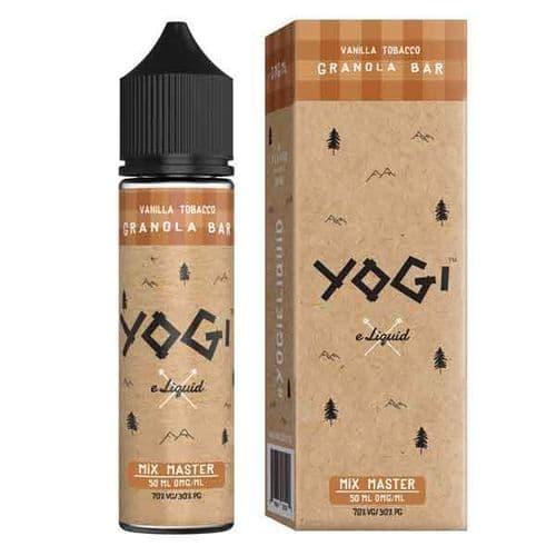 Yogi Vanilla Tobacco Granola Bar 50ml