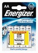 Energizer Lithium AA (4)