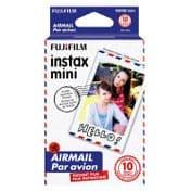 Fuji Instax Mini Single: Airmail