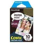 Fuji Instax Mini Single: Comic