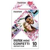Fuji Instax Mini single: Confetti