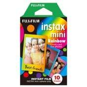 Fuji Instax Mini Single: Rainbow