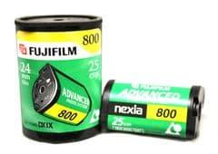 Fuji Nexia 800/25
