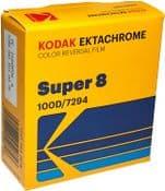 Kodak Cine Ektachrome 100D