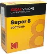 Kodak Cine Vision 3 500T