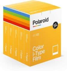 Polaroid Originals: I-Type Color 5-pack