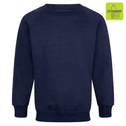 Ysgol Llandegfan Sweatshirt in Navy