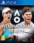 AO International Tennis (PS4) NEW