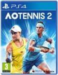 AO TENNIS 2 (PS4) NEW