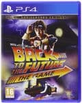 Back to the Future The Game (PS4) NEW