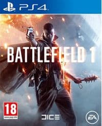 Battlefield 1 (PS4) NEW