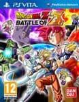 Dragonball Z: Battle Of Z (PS Vita) NEW