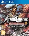 Dynasty Warriors 8 Extreme Legends Complete Edition (PS4) NEW