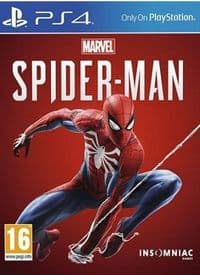 Marvel's Spider-Man 2018 (PS4) NEW