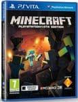Minecraft PS Vita Edition (PS Vita) NEW
