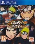 Naruto Ultimate Ninja Storm Trilogy (PS4) NEW