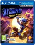 Sly Cooper Thieves in Time (PS Vita) NEW