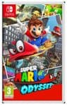 Super Mario Odyssey (Switch) NEW