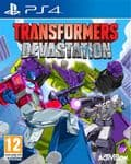 Transformers Devastation (PS4) NEW (SPANISH Ver)