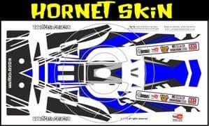 (Choose Colour) Arrow themed vinyl SKIN Kit To Fit R/C Tamiya Hornet