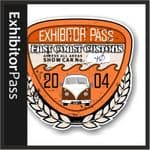 Exhibitor Pass