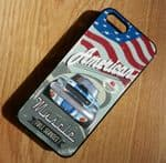 KOOLART AMERICAN MUSCLE CAR FORD SHELBY MUSTANG Hard Case For Apple iPhone 4 4s
