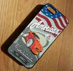 KOOLART AMERICAN MUSCLE CAR PONTIAC TRANS AM Hard Case For Apple iPhone 5 & 5s